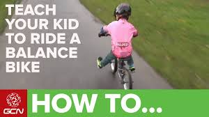 Biking Or Walking To Work by Teach Your Kid To Ride A Bike How To Ride A Balance Bike Youtube