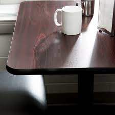 lancaster table and seating table seating 30 x 48 laminated rectangular table top reversible