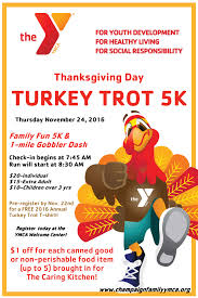 thanksgiving 5k champaign family ymca
