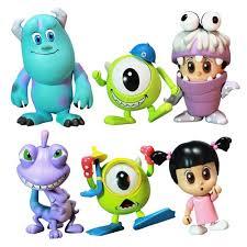 amazon monsters toys 3 mini cosbaby 6