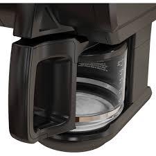 black and decker cabinet black decker spacemaker coffee maker glass carafe scm1000bd