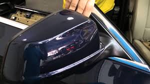 bmw park assist retrofit bmw f10 lci side mirror retrofit with led signal lights