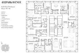 Manhattan Plaza Apartments Floor Plans by Glorious 432 Park Avenue Skyscraper In New York Usa Luxury