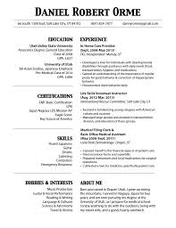 Best Way To Format Resume by How To Keep Resume To One Page Resume For Your Job Application