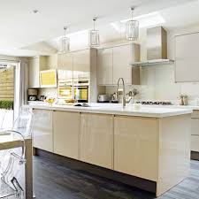 kitchen island ideas ideal home use an island to demarcate function