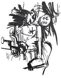 oilybob u0027s blog steam train sketches