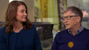 melinda gates opens up about dating bill gates people com