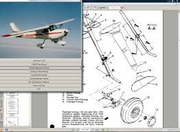 cessna 150 aerobat service parts owners manual 1974 download manu