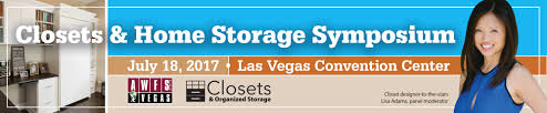 Masco Cabinets Las Vegas by Awfs 2017 Closets Symposium Woodworking Network