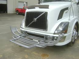 volvo address semi truck deer guard semi truck deer guard
