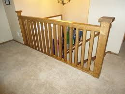 arts and crafts banister project by bigredknothead lumberjocks