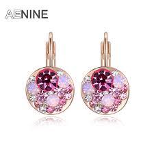 earrings brands aliexpress buy aenine brands new arrival fashion women clip