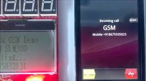 interfacing gsm sim300 to numicro nuc140 microcontroller youtube