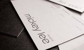 Minimal Business Card Designs 40 Simple And Elegant Business Card Designs Designrfix
