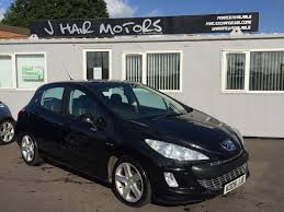 peugeot used car dealers peugeot 308 sport 120 for sale at j hair motors used car dealer
