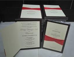 cara membuat surat undangan pernikahan sendiri cara membuat undangan pernikahan sendiri simple elegan