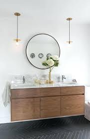 Decor Wonderland Mirrors Modern Bathroom Mirrors With Led Lights Decor Wonderland Round