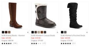 kohls black friday sale kohl u0027s black friday deal live now women u0027s boots 19 99 girls