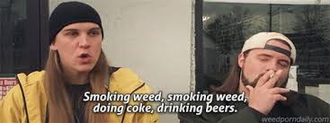 Jay And Silent Bob Meme - cocaine weed beer jay and silent bob coke kevin smith jason mewes