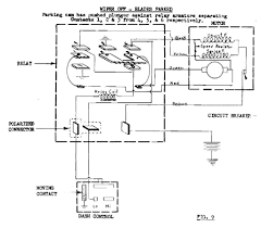 wiper off u2013 blades parked windshield wiper wiring diagram for 1957