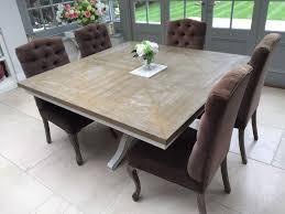 used india jane mirabelle dining chair grey velvet 12