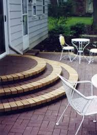 Brick Stairs Design Curved Brick Entry Steps Bricks Curves And Porch