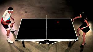 ping pong vs table tennis blake griffin professional ping pong player youtube