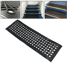 heavy duty rubber stair treads step mats covers outdoor and indoor