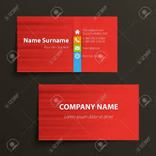 colors minimal business card template in conjunction with