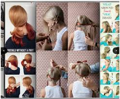 easy little hairstyles android apps on google play