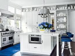 blue and white kitchen ideas 15 gorgeous blue kitchen ideas blue kitchen cabinet ideas