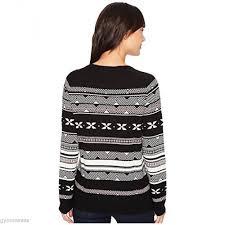 pendleton sweaters fair isle merino crew neck womens pullover sweaters 9021546