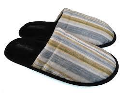 Mens Duvet Slippers Men U0027s House Slippers Stripe Design 1 Mps0308 8 99 Monster