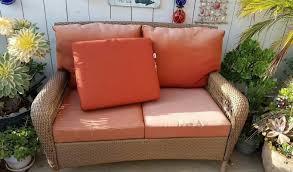 Refinish Wicker Patio Furniture - home design home depot wicker patio furniture window treatments