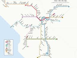 mesmerizing gif shows how much la u0027s transit network will grow