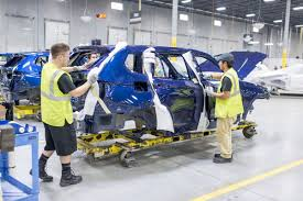 bmw factory knocked down partially assembled bmws drive charleston exports