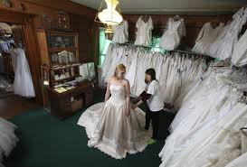 renting wedding dresses this dress shop in marysville ohio rents out wedding dresses