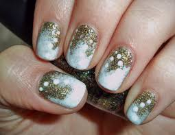 nails design noel beautify themselves with sweet nails