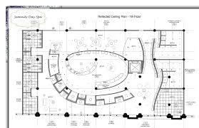 Salon And Spa Floor Plans Serenity Day Spa Reflected Ceiling Plan U2013 7th Floor U2013 Lucy Dybala