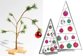 amazing christmas trees for tiny spaces ny daily news