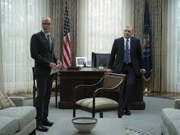 Office Set Design House Of Cards Set Design And Filming Locations Architectural Digest