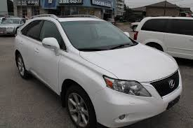 used lexus rx 350 for sale in toronto used 2010 lexus rx 350 for sale toronto on