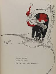 how the grinch stole by dr seuss