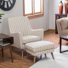Allens Furniture Omaha Ne by Belham Living Lennon Arm Chair And Ottoman Hayneedle