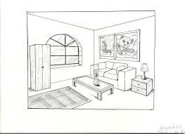 draw room living room drawing bedroom drawing simple bedroom drawing best
