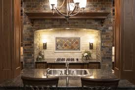 Slate Backsplash Kitchen Kitchen Backsplash Gray Slate Tile Slate Flooring Slate