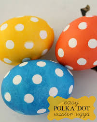 Large Easter Eggs Decorations by