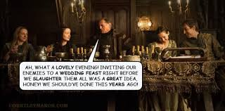 Game Of Thrones Red Wedding Meme - game of thrones red wedding 7242950 som300 info