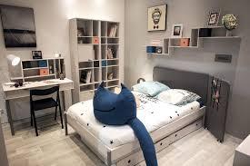bedroom furniture workstation design white area rug table shelf