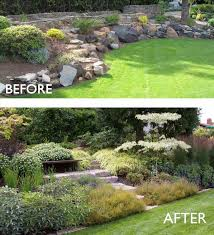 Small Sloped Garden Design Ideas Landscaping Garden Landscaping Ideas For Sloping Gardens Ideas For